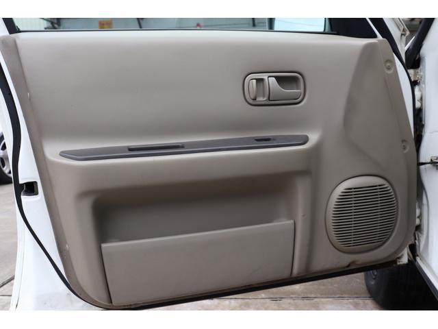 タイプA 4WD 背面タイヤ ルーフレール キーレス CD(17枚目)