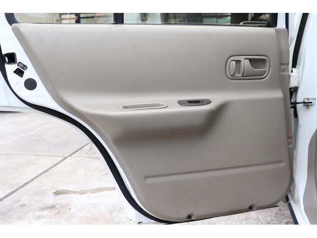 タイプA 4WD 背面タイヤ ルーフレール キーレス CD(19枚目)