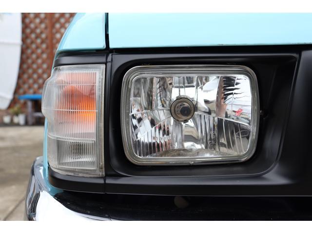 DX イベント出品車両・オリジナルカスタムペイント・シート張替え・SDナビ・TV・ETC・バックカメラ・ローダウン・ベビームーン・ホワイトレタータイヤ・ベンチシート・ウッドステアリング・チューブステップ(34枚目)