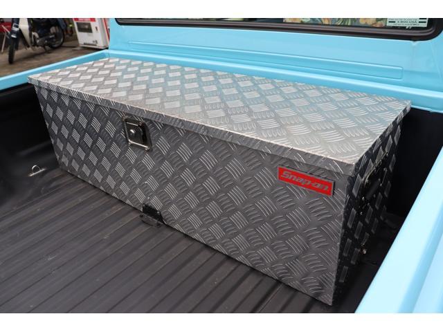 DX イベント出品車両・オリジナルカスタムペイント・シート張替え・SDナビ・TV・ETC・バックカメラ・ローダウン・ベビームーン・ホワイトレタータイヤ・ベンチシート・ウッドステアリング・チューブステップ(43枚目)