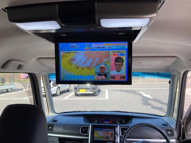 カスタムRS トップエディションSAIII 4WD ETC 衝突被害軽減システム CVT ターボ車 両側電動スライドドア アラウンドモニター AW スマートキー ベンチシート 電動格納ミラー 禁煙車 1オーナー ナビTV フルセグ(9枚目)