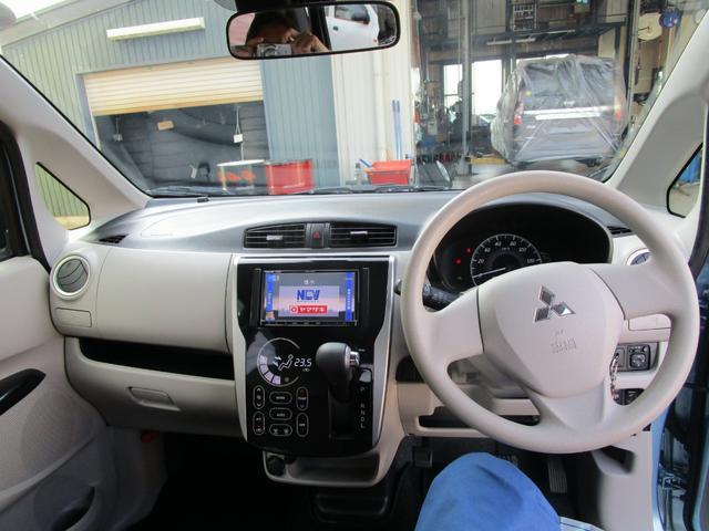M e-アシスト 4WD SDナビ フルセグTV ETC シートヒーター キーレス アイドリングストップ 寒冷地仕様 横滑り防止 衝突被害軽減ブレーキ(13枚目)