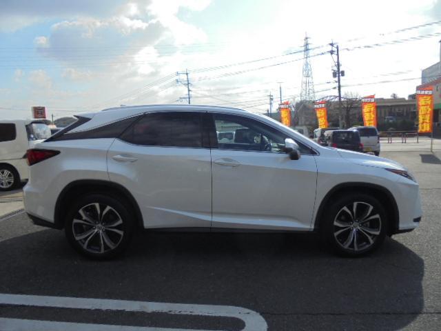 「レクサス」「RX」「SUV・クロカン」「福岡県」の中古車5