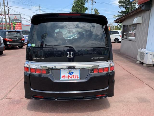 「ホンダ」「ステップワゴン」「ミニバン・ワンボックス」「長野県」の中古車3