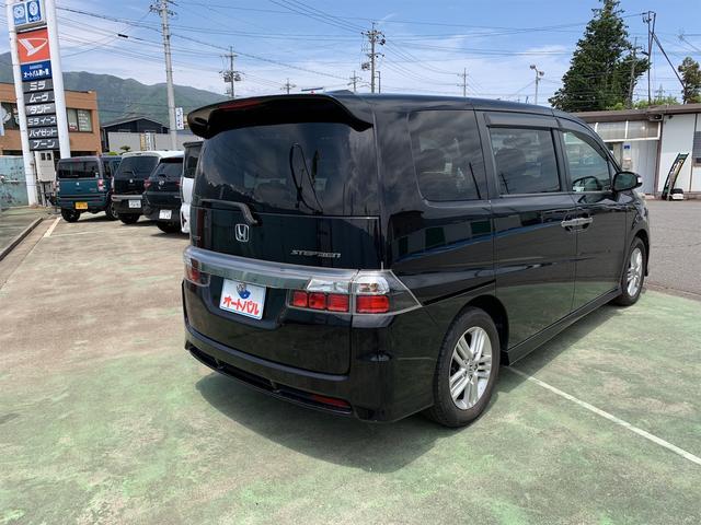 「ホンダ」「ステップワゴン」「ミニバン・ワンボックス」「長野県」の中古車8