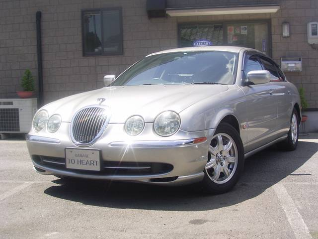ジャガー V6 SE
