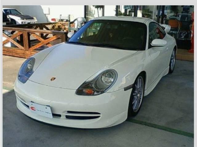ポルシェ 911カレラ  GT3エアロ ビルシュタイン車高調 レカロ
