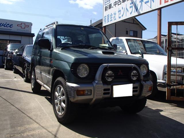 三菱 VR-IIターボ 4WD 5MT