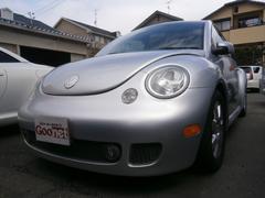 VW ニュービートルターボ 黒革 5速MT