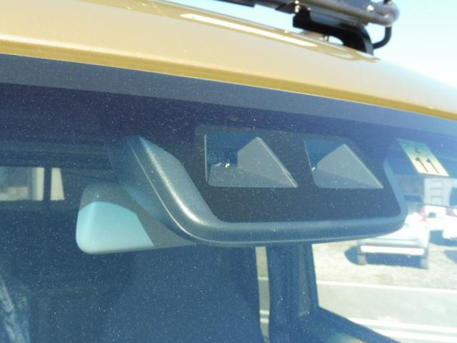 スマートアシスト装着車!!これで前方に障害物が有れば感知して事故を予防します