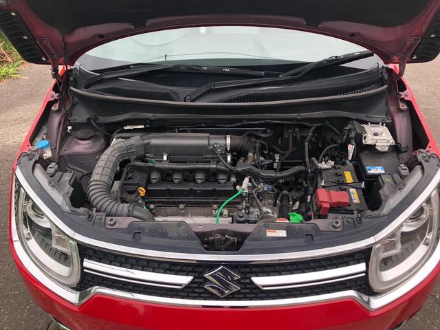 ハイブリッドMZ AW アイドリングストップ 1オーナー DVD スマートキー ナビTV 盗難防止システム 4WD オートエアコン シートヒータ メモリナビ(17枚目)