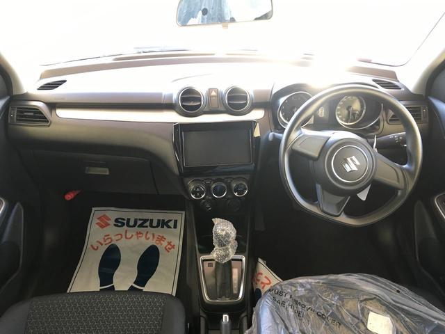 スズキ スイフト XG スマートキー 登録済み未使用車