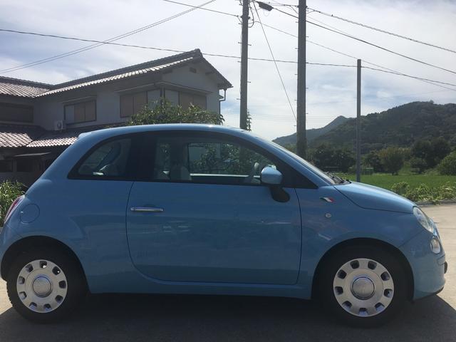 「フィアット」「フィアット 500」「コンパクトカー」「兵庫県」の中古車4