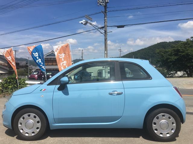 「フィアット」「フィアット 500」「コンパクトカー」「兵庫県」の中古車8