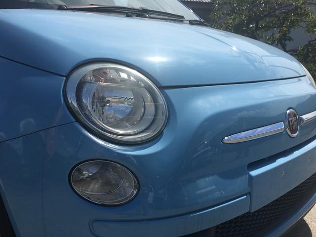 「フィアット」「フィアット 500」「コンパクトカー」「兵庫県」の中古車12