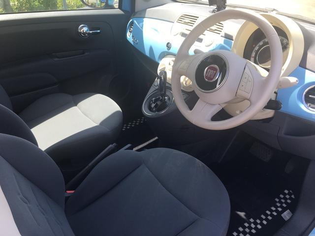 「フィアット」「フィアット 500」「コンパクトカー」「兵庫県」の中古車14