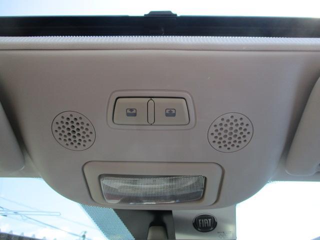 こちらで電動キャンバストップの開け閉めが簡単にできます☆