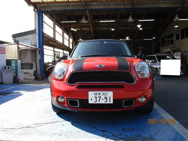 「MINI」「MINI」「SUV・クロカン」「岐阜県」の中古車2