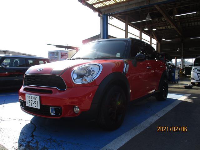 「MINI」「MINI」「SUV・クロカン」「岐阜県」の中古車7
