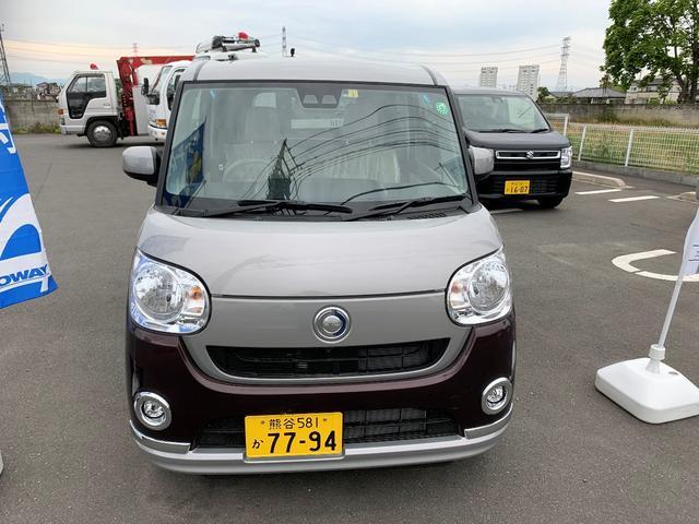 「ダイハツ」「ムーヴキャンバス」「コンパクトカー」「埼玉県」の中古車2