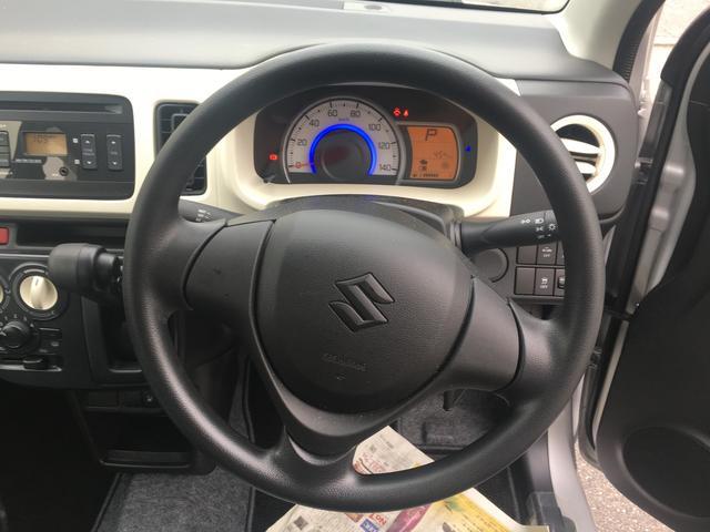 スズキ アルト L レーダーブレーキサポート装着車 キーレス CDプレーヤー