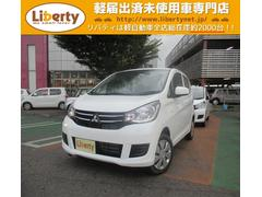 eKワゴン E 届出済未使用車(三菱)