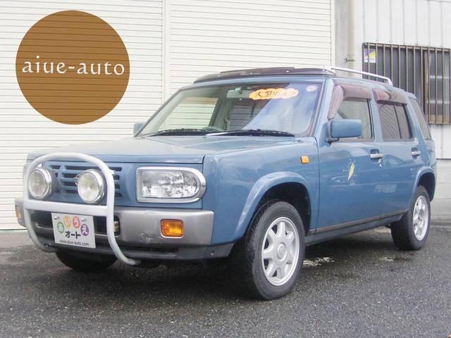 日産 タイプIII 大型サンルーフ 4WD 1年保証
