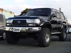 ランドクルーザー80VXリミテッド ディーゼルターボ  4WD 車幅公認