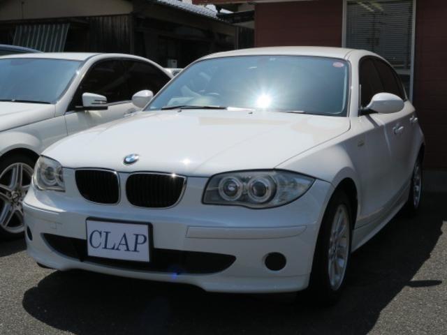 BMW 116i ワンオーナー 記録簿 プッシュスタート