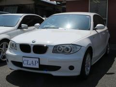 BMW116i ワンオーナー 記録簿 プッシュスタート