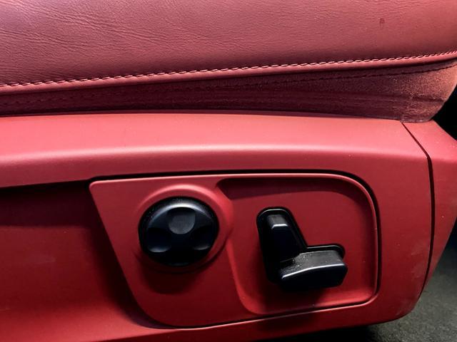 S ギブリS ガラスサンルーフ 純正20インチホイール赤革シート バックカメラ フルセグ 可変バルブリモコン付き レッドキャリパー 右H シートヒーター(55枚目)