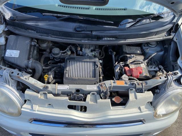 クールターボ 4WD ターボ車 SDナビ フルセグ ETC エンジンスターター タイミングベルト交換済(22枚目)