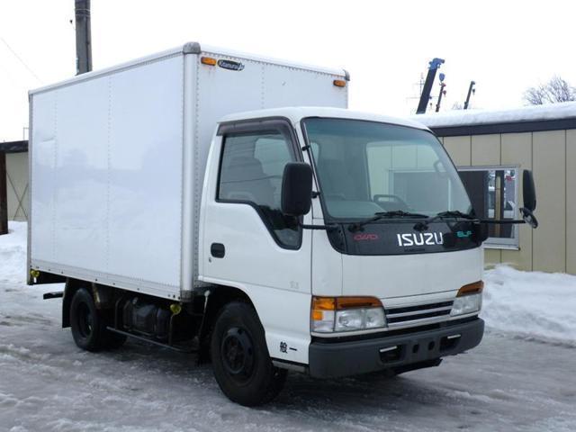 いすゞ トライバン 1.5t 4WD