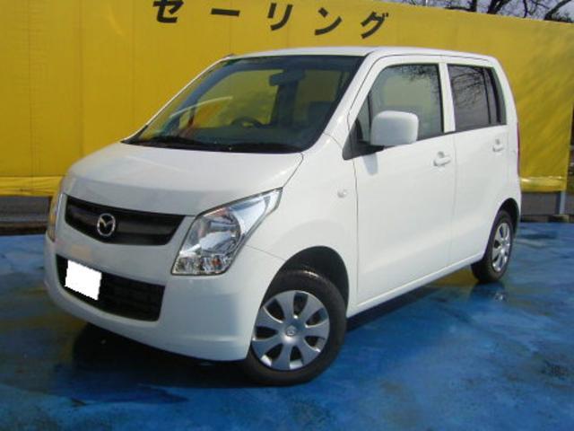 マツダ XG 4WD ナビ付 ETC キーレス CD ABS