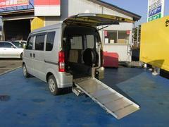 エブリイワゴンウィズ 福祉車両 4WD