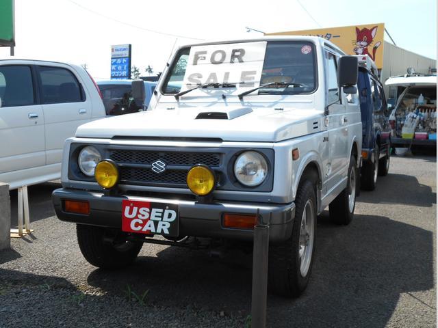 スズキ ランドベンチャー 4WD ワンオーナー