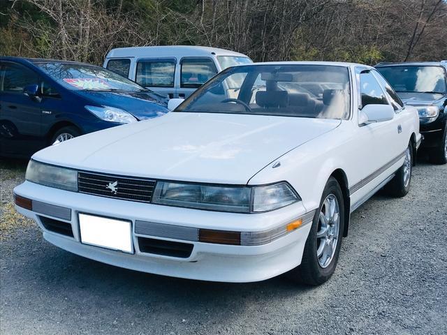 トヨタ 2.0GT 社外アルミ