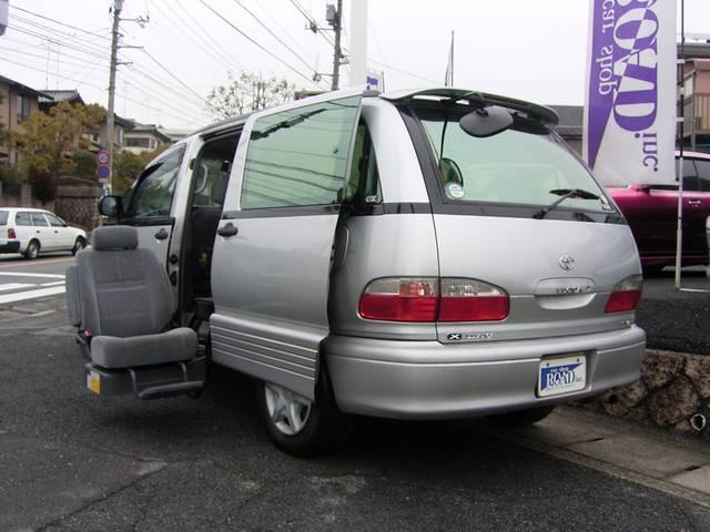 トヨタ G ラグジュアリー ウェルキャブ福祉車輌 サンルーフ
