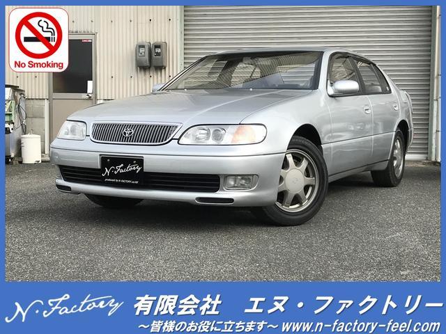 トヨタ 3.0Q AT ワンオーナー 純AW Rスポ グー鑑定車