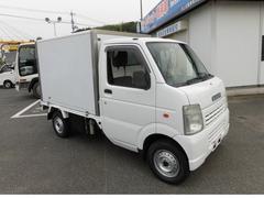 キャリイトラック冷蔵冷凍車 AT 中温 −5℃サイドドア付