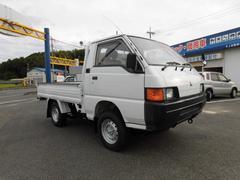 デリカトラックDX ディーゼル ターボ 4WD 高床 850kg