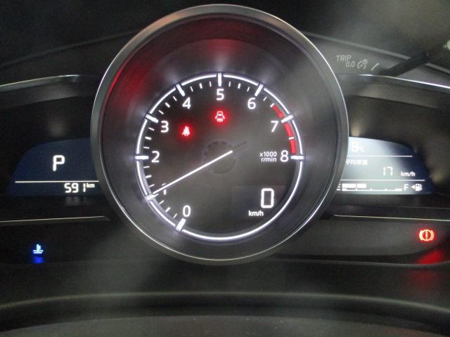 マツダ アクセラ 15Sプロアクティブ 当社試乗車UP