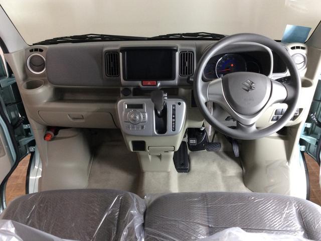 スズキ エブリイワゴン JPターボ 届出済未使用車 4WD オートエアコン