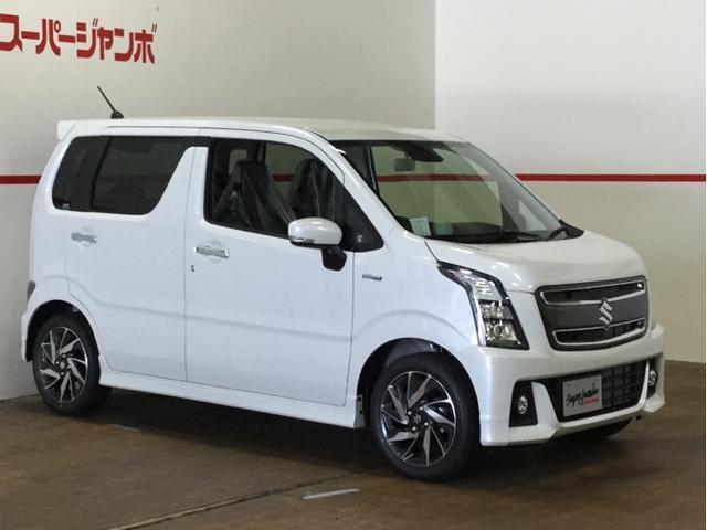 「スズキ」「ワゴンRスティングレー」「コンパクトカー」「愛知県」の中古車29