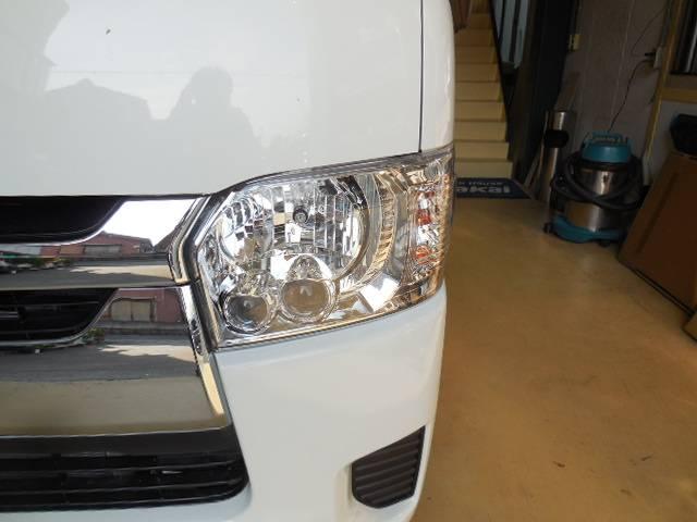 トヨタ ハイエースバン ロングDX GLパッケージ キャンピング ナビ Sキー
