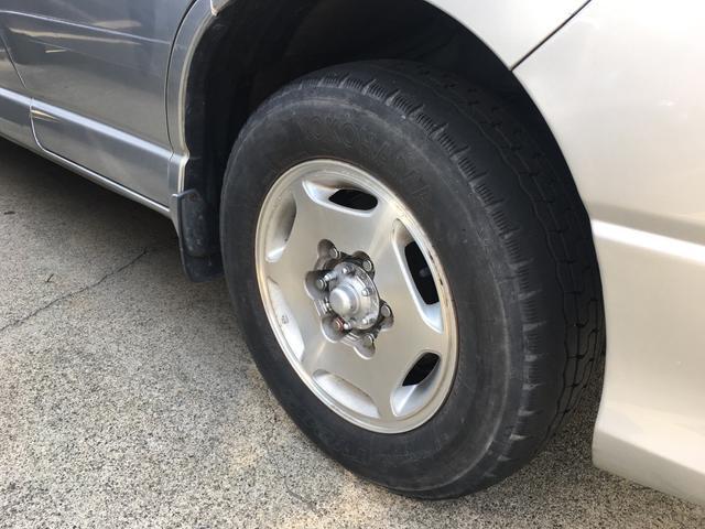 トヨタ グランドハイエース キャンパー特装車 ベット シンク コンロ