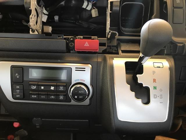スーパーロングGL 4WD プッシュスタート 電動スライド(4枚目)