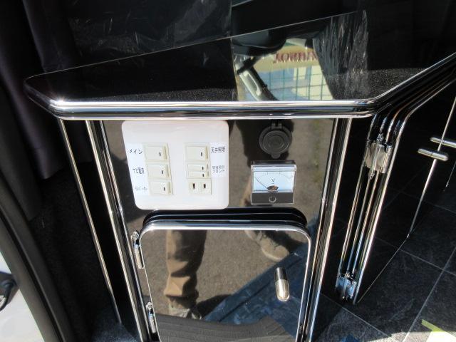 トヨタ ハイエースワゴン リラックスワゴンBRAVE8ナンバーキャンピング2段ベッド