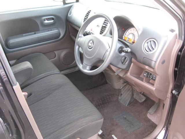日産 モコ E ショコラティエ  インテリキー Tチェーン車 CD