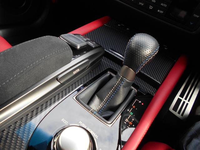 レクサス GS F ベースグレード F専用ブレーキ パワートランク BSM